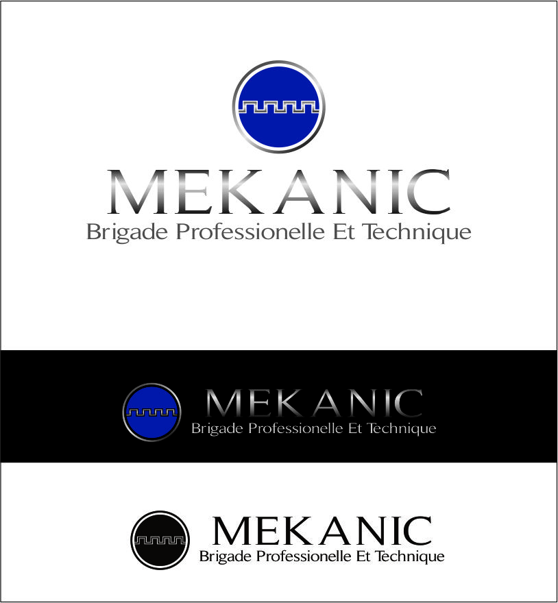 Logo Design by Agus Martoyo - Entry No. 326 in the Logo Design Contest Creative Logo Design for MËKANIC - Professional and technical squad.