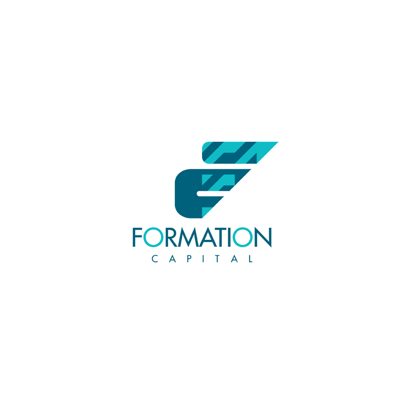 Logo Design by kianoke - Entry No. 205 in the Logo Design Contest Inspiring Logo Design for Formation Capital.