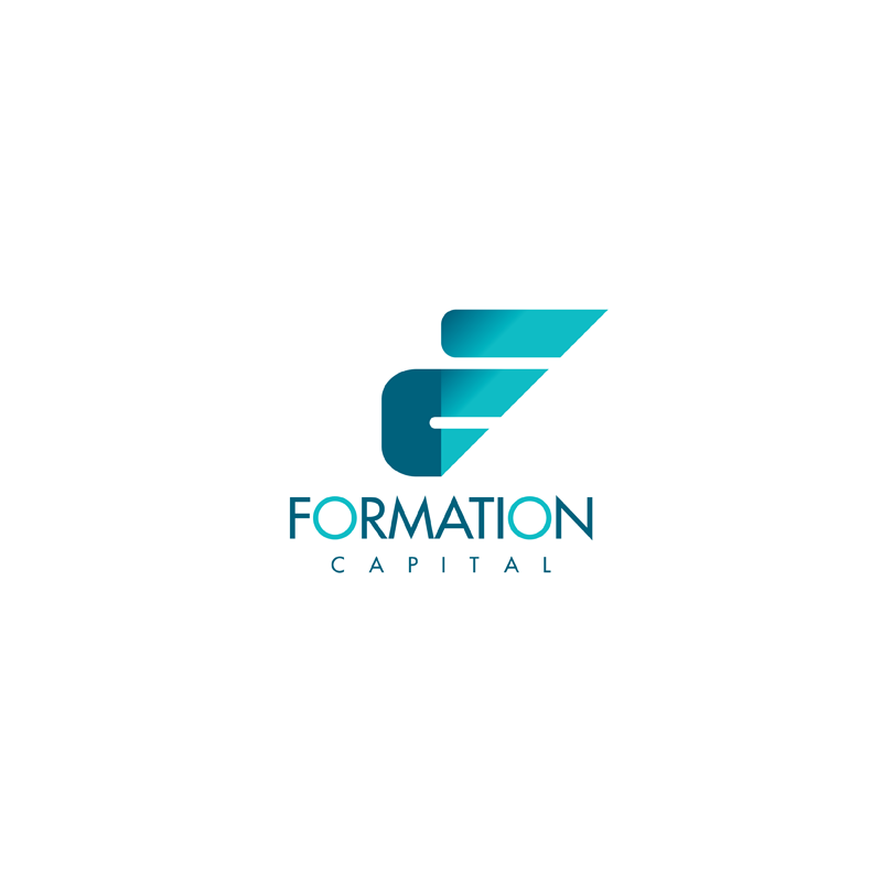 Logo Design by kianoke - Entry No. 206 in the Logo Design Contest Inspiring Logo Design for Formation Capital.