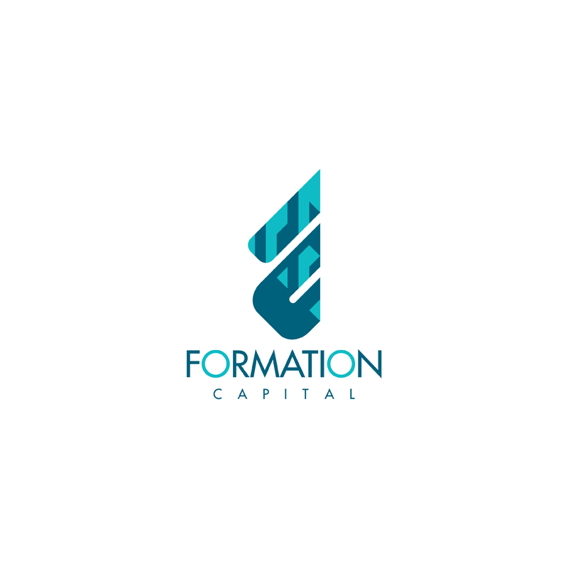Logo Design by kianoke - Entry No. 207 in the Logo Design Contest Inspiring Logo Design for Formation Capital.