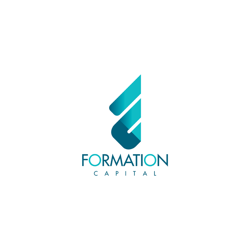 Logo Design by kianoke - Entry No. 208 in the Logo Design Contest Inspiring Logo Design for Formation Capital.