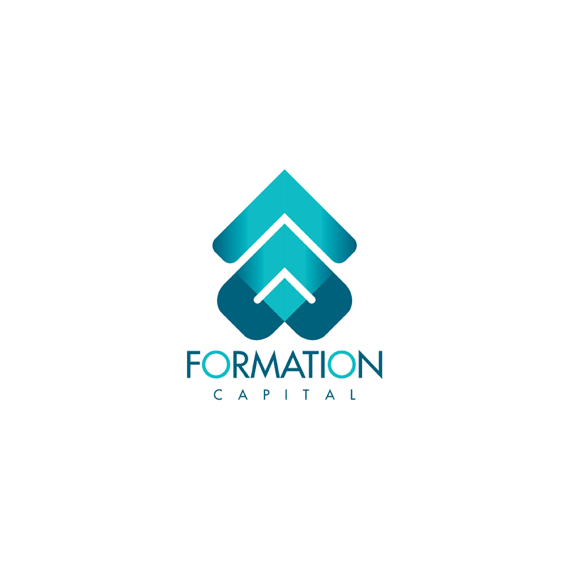 Logo Design by kianoke - Entry No. 209 in the Logo Design Contest Inspiring Logo Design for Formation Capital.