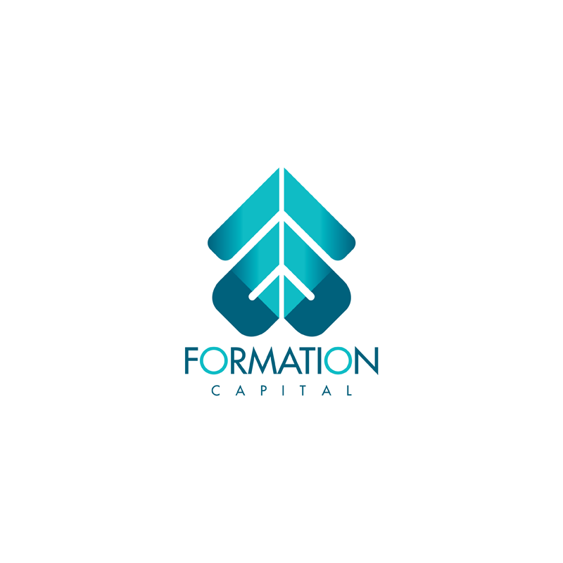 Logo Design by kianoke - Entry No. 210 in the Logo Design Contest Inspiring Logo Design for Formation Capital.