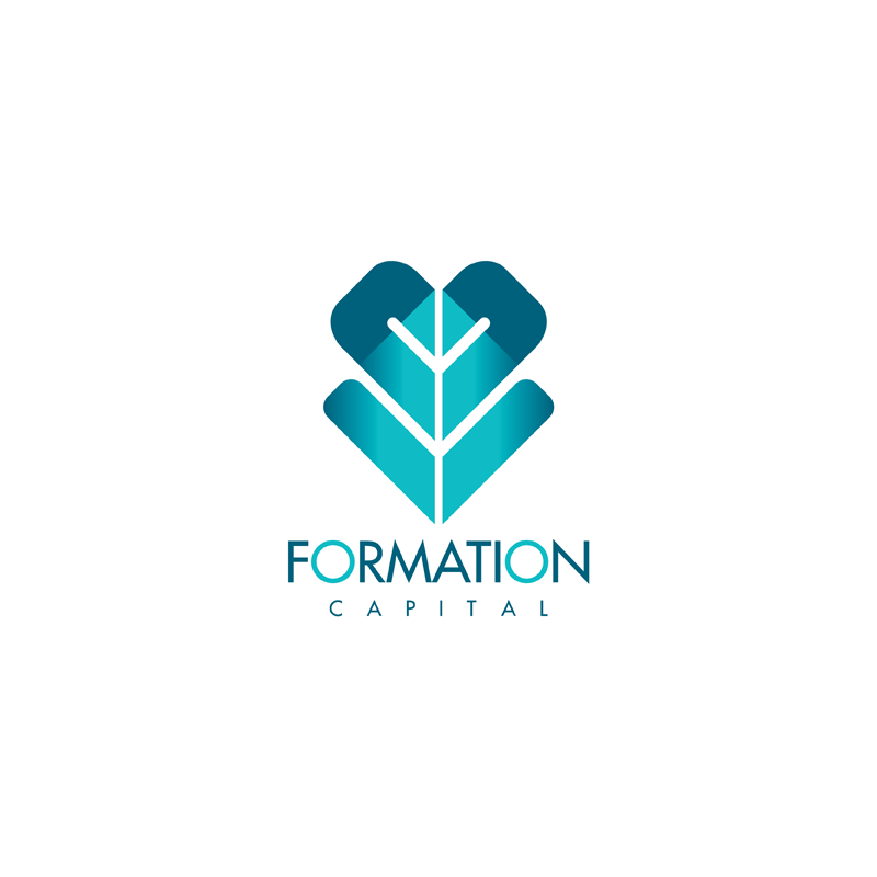 Logo Design by kianoke - Entry No. 211 in the Logo Design Contest Inspiring Logo Design for Formation Capital.