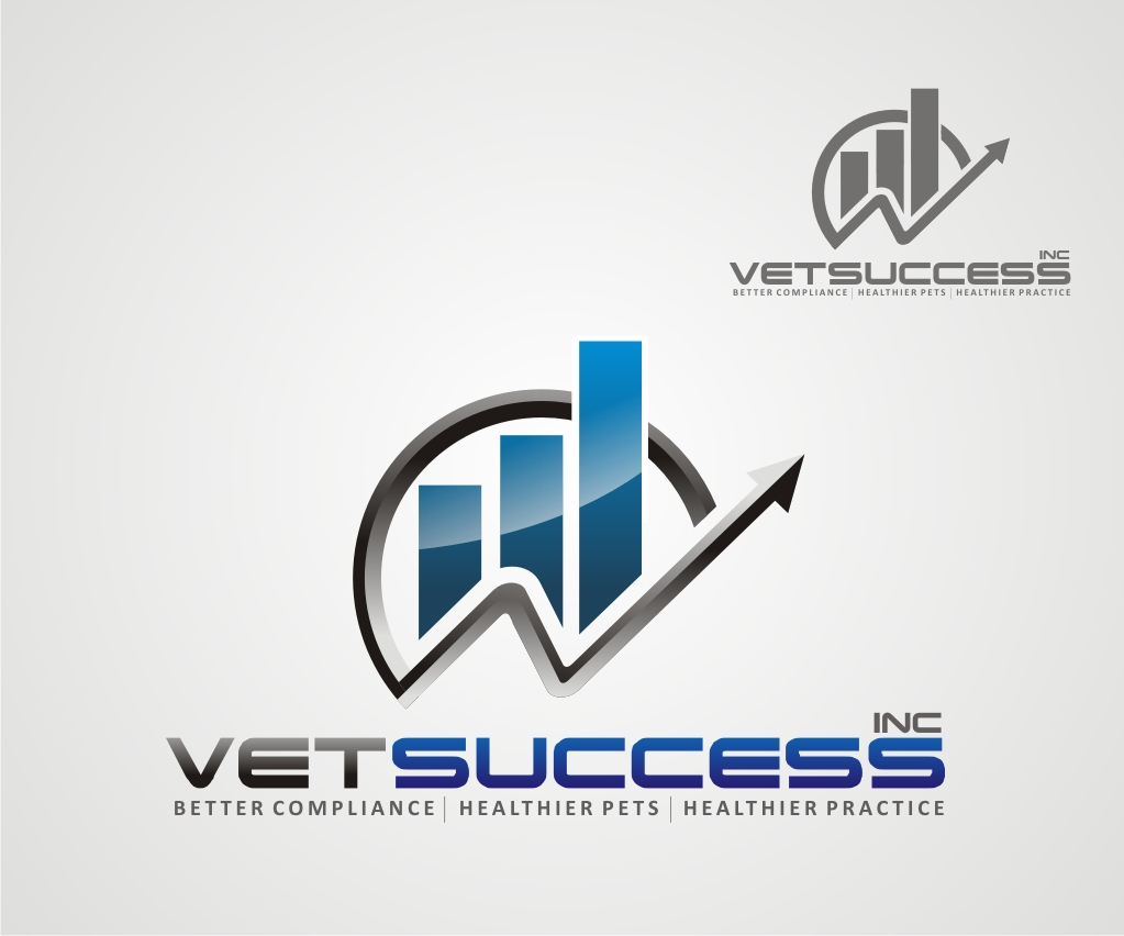 Logo Design by Reivan Ferdinan - Entry No. 57 in the Logo Design Contest Imaginative Logo Design for Vet Success Inc..