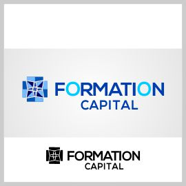 Logo Design by brown_hair - Entry No. 213 in the Logo Design Contest Inspiring Logo Design for Formation Capital.