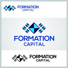 Logo Design by brown_hair - Entry No. 214 in the Logo Design Contest Inspiring Logo Design for Formation Capital.