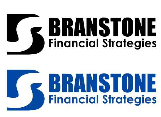 Logo Design by Ismail Adhi Wibowo - Entry No. 7 in the Logo Design Contest Inspiring Logo Design for Branstone Financial Strategies.