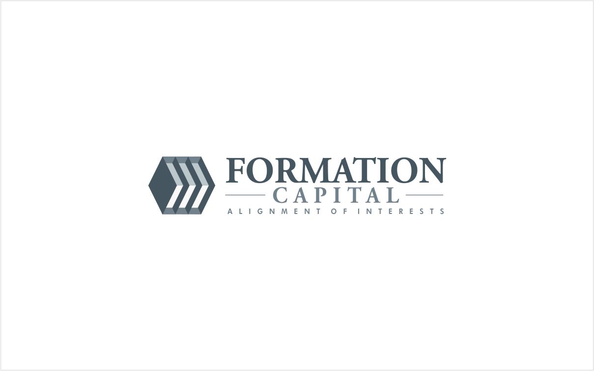 Logo Design by haidu - Entry No. 217 in the Logo Design Contest Inspiring Logo Design for Formation Capital.