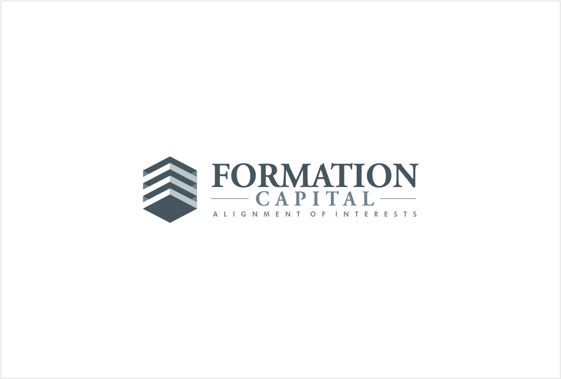 Logo Design by haidu - Entry No. 220 in the Logo Design Contest Inspiring Logo Design for Formation Capital.