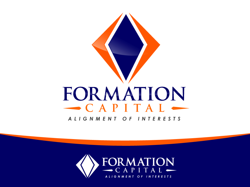 Logo Design by Richard Soriano - Entry No. 221 in the Logo Design Contest Inspiring Logo Design for Formation Capital.