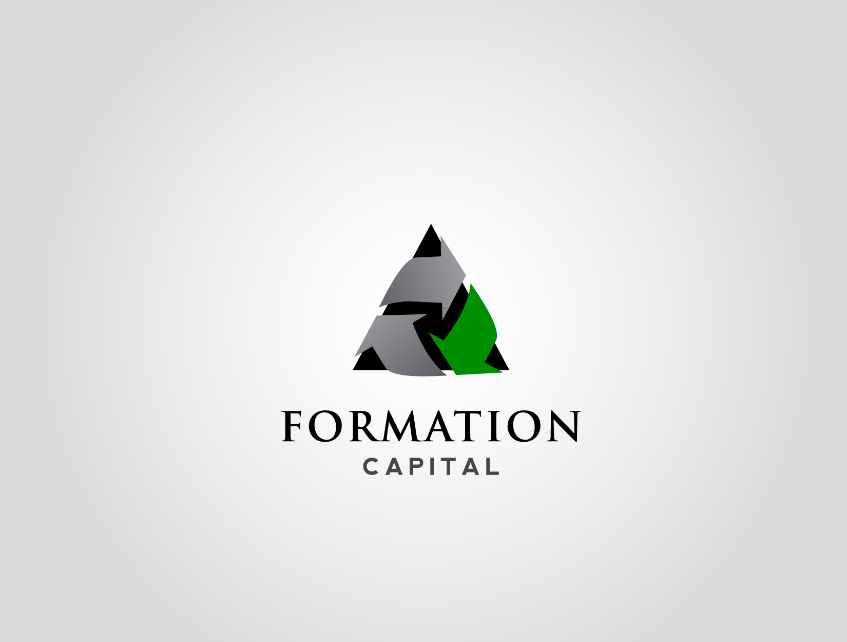 Logo Design by funkeekhan - Entry No. 222 in the Logo Design Contest Inspiring Logo Design for Formation Capital.