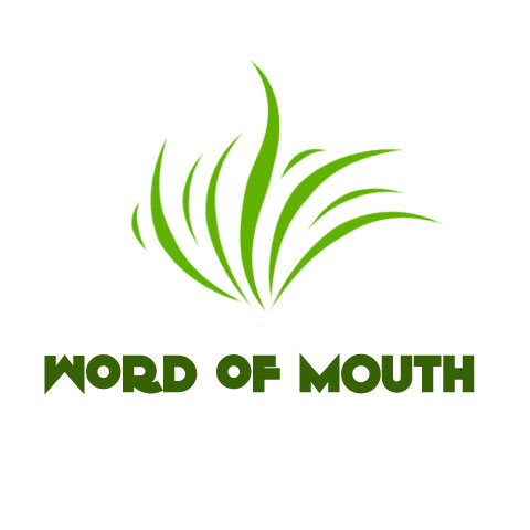 Logo Design by Manish Khatri - Entry No. 53 in the Logo Design Contest Word Of Mouth.