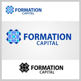 Logo Design by brown_hair - Entry No. 224 in the Logo Design Contest Inspiring Logo Design for Formation Capital.