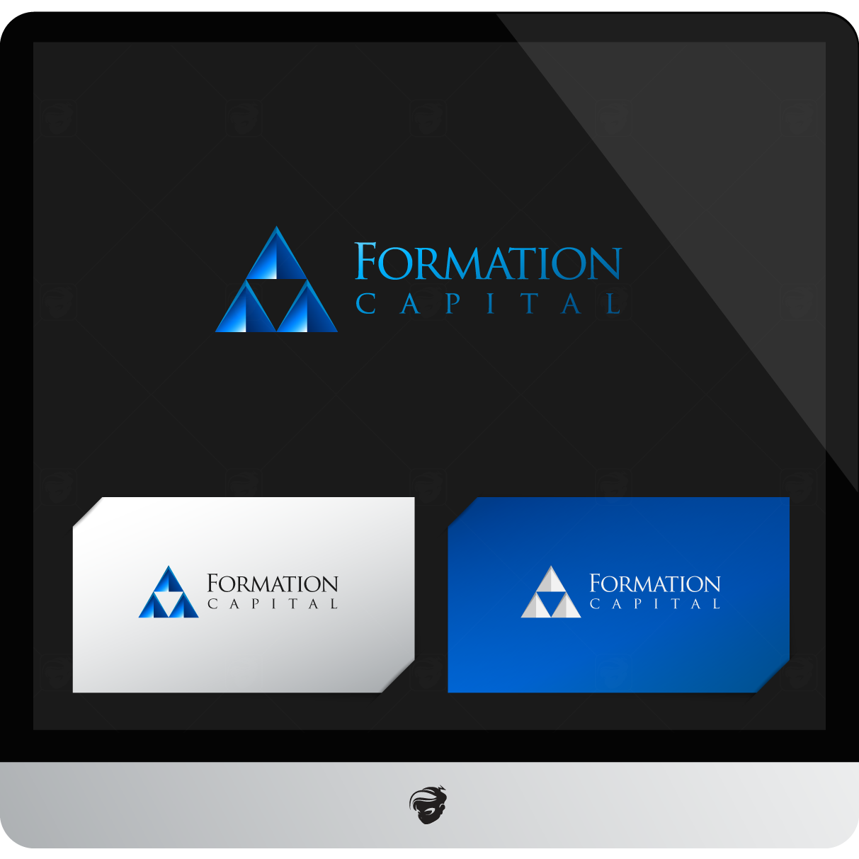 Logo Design by zesthar - Entry No. 227 in the Logo Design Contest Inspiring Logo Design for Formation Capital.