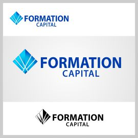Logo Design by brown_hair - Entry No. 229 in the Logo Design Contest Inspiring Logo Design for Formation Capital.
