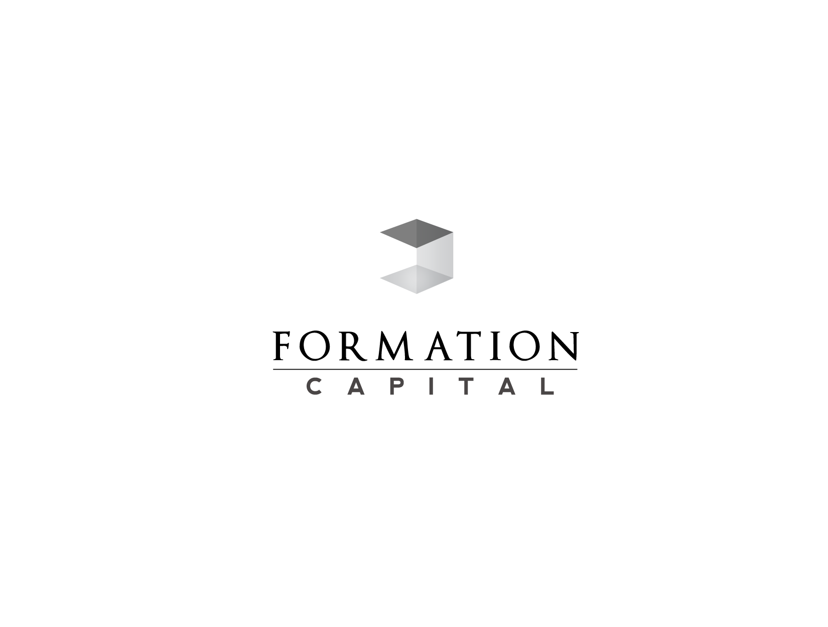 Logo Design by funkeekhan - Entry No. 234 in the Logo Design Contest Inspiring Logo Design for Formation Capital.
