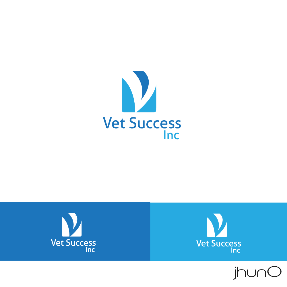 Logo Design by zesthar - Entry No. 58 in the Logo Design Contest Imaginative Logo Design for Vet Success Inc..