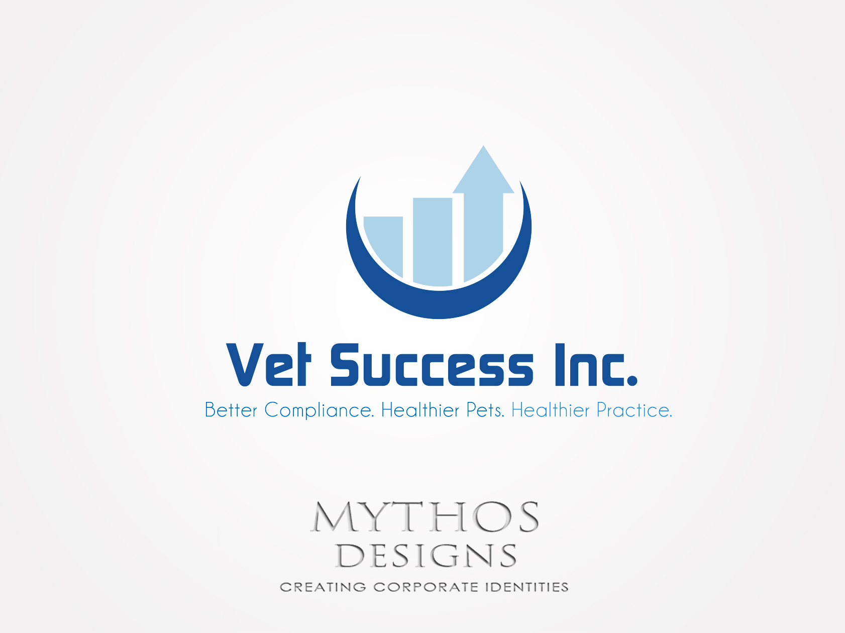Logo Design by Mythos Designs - Entry No. 60 in the Logo Design Contest Imaginative Logo Design for Vet Success Inc..