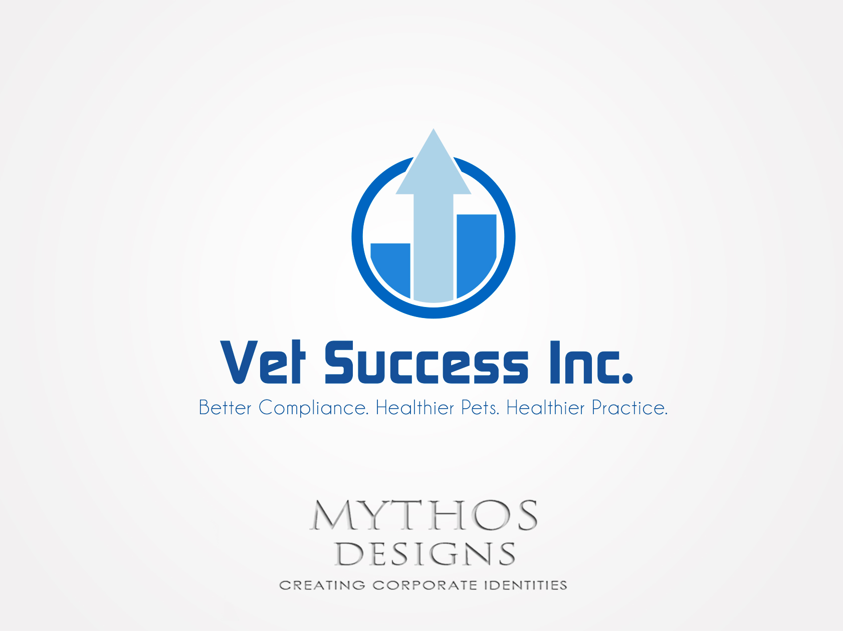 Logo Design by Mythos Designs - Entry No. 62 in the Logo Design Contest Imaginative Logo Design for Vet Success Inc..
