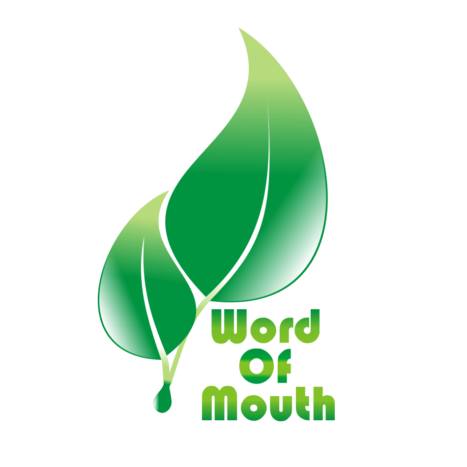 Logo Design by Chandan Chaurasia - Entry No. 54 in the Logo Design Contest Word Of Mouth.
