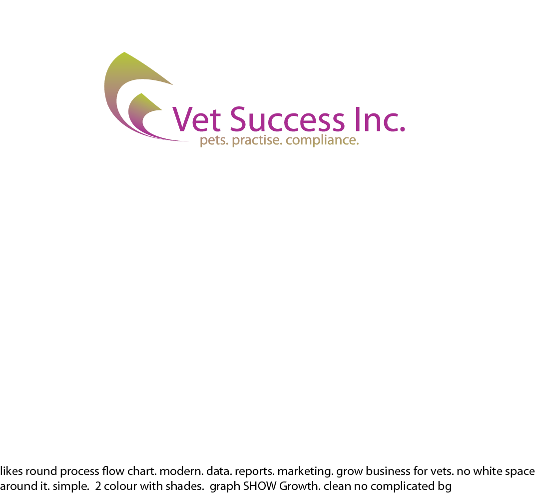 Logo Design by Tim Holley - Entry No. 64 in the Logo Design Contest Imaginative Logo Design for Vet Success Inc..