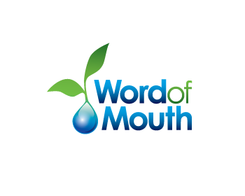 Logo Design by Desine_Guy - Entry No. 55 in the Logo Design Contest Word Of Mouth.