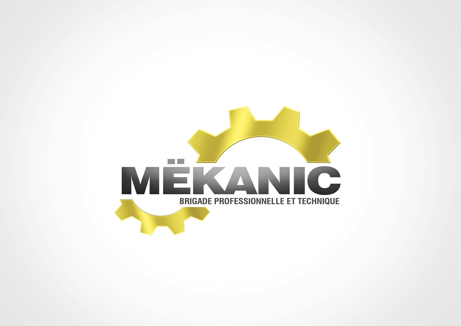 Logo Design by Respati Himawan - Entry No. 352 in the Logo Design Contest Creative Logo Design for MËKANIC - Professional and technical squad.