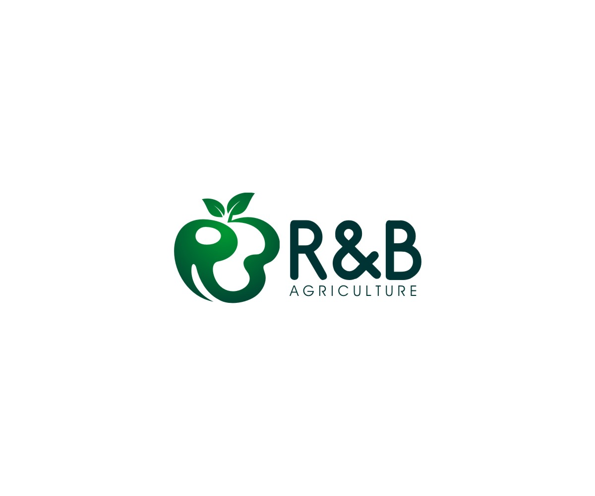 Logo Design by untung - Entry No. 112 in the Logo Design Contest Captivating Logo Design for R & B Agriculture.