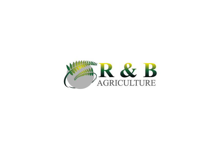 Logo Design by Digital Designs - Entry No. 113 in the Logo Design Contest Captivating Logo Design for R & B Agriculture.