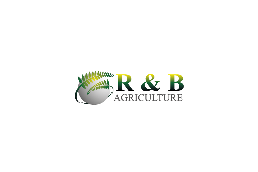 Logo Design by Digital Designs - Entry No. 114 in the Logo Design Contest Captivating Logo Design for R & B Agriculture.