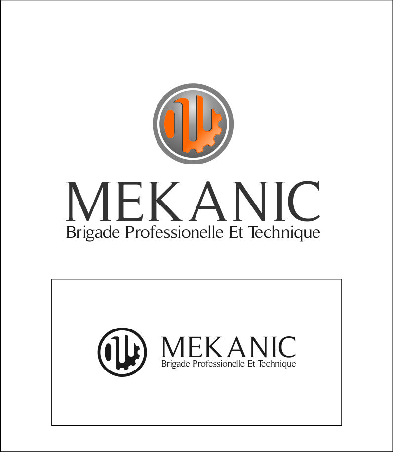 Logo Design by Agus Martoyo - Entry No. 362 in the Logo Design Contest Creative Logo Design for MËKANIC - Professional and technical squad.