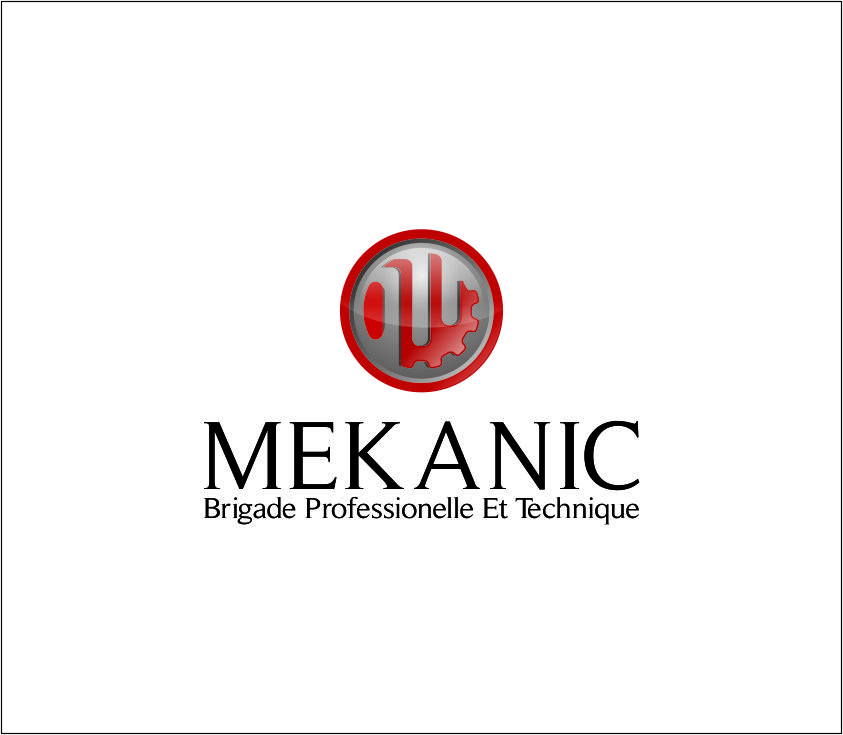 Logo Design by Agus Martoyo - Entry No. 364 in the Logo Design Contest Creative Logo Design for MËKANIC - Professional and technical squad.