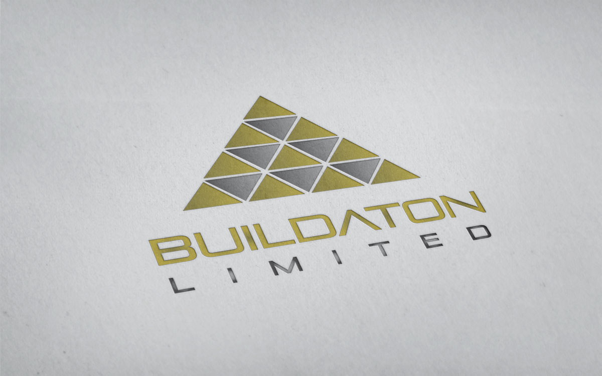 Logo Design by Private User - Entry No. 42 in the Logo Design Contest Artistic Logo Design for Buildaton Limited.