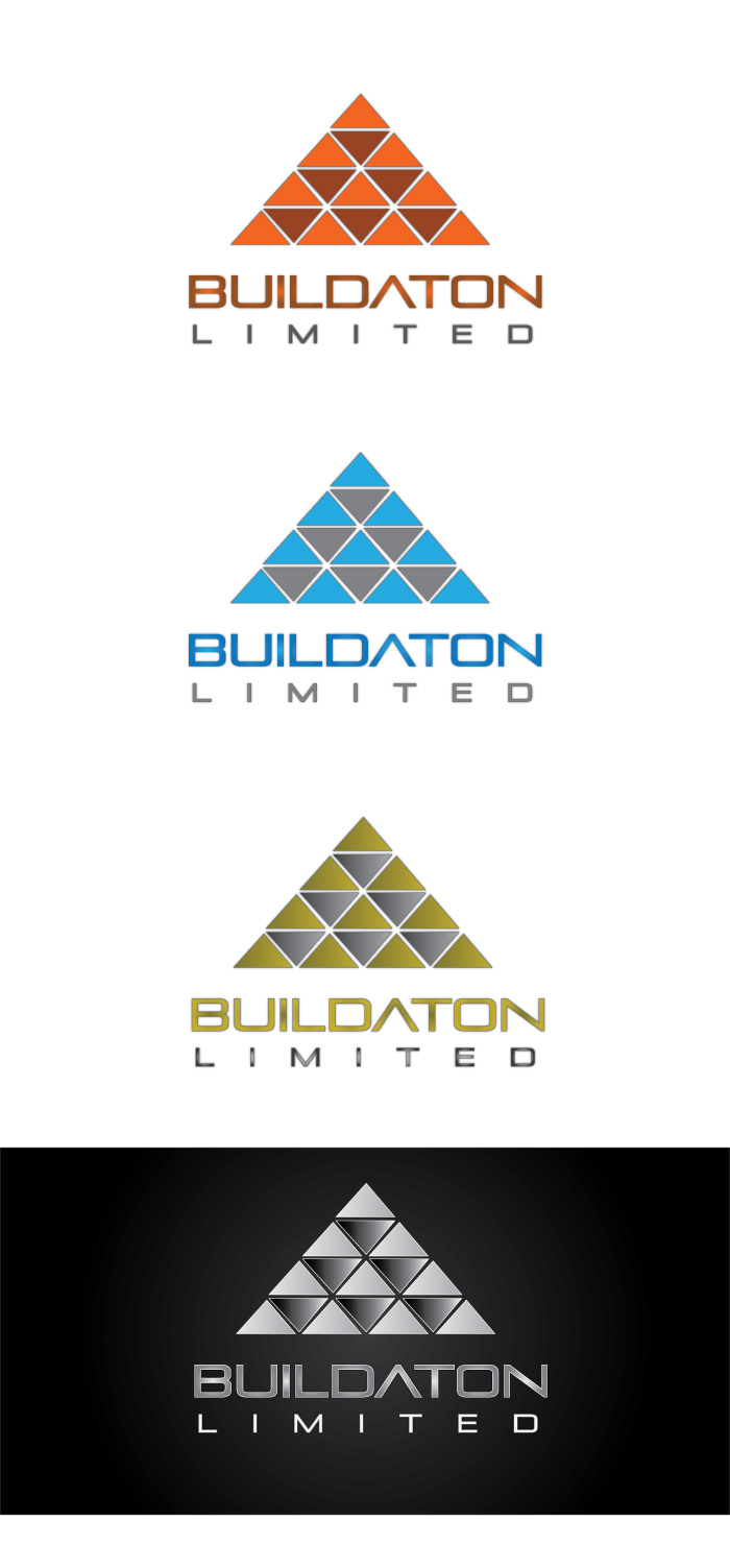 Logo Design by Private User - Entry No. 43 in the Logo Design Contest Artistic Logo Design for Buildaton Limited.