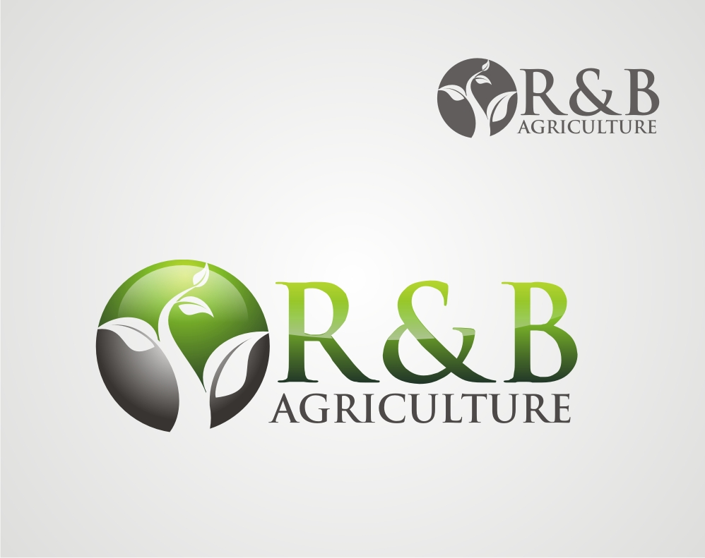 Logo Design by Reivan Ferdinan - Entry No. 118 in the Logo Design Contest Captivating Logo Design for R & B Agriculture.