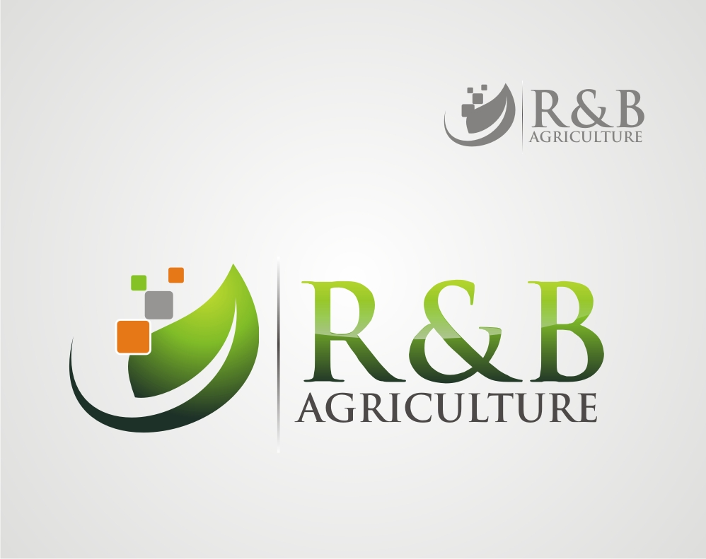 Logo Design by Reivan Ferdinan - Entry No. 119 in the Logo Design Contest Captivating Logo Design for R & B Agriculture.