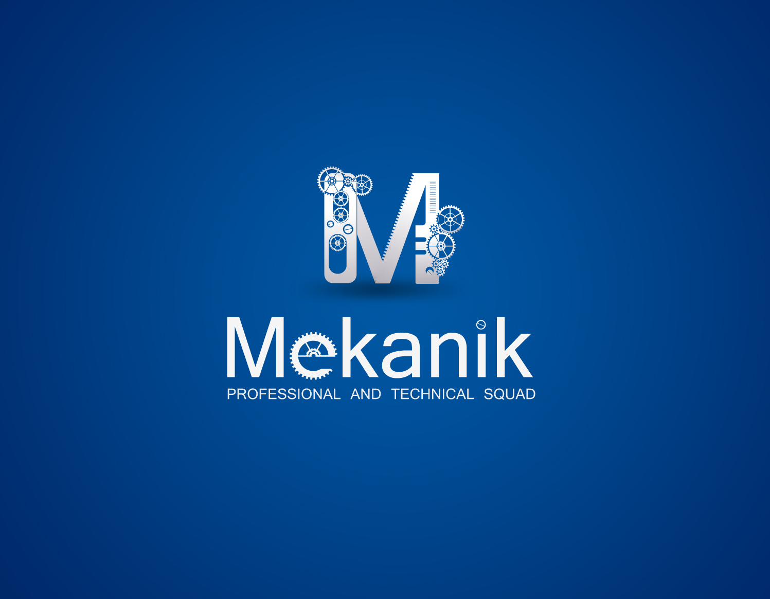 Logo Design by Mark Anthony Moreto Jordan - Entry No. 369 in the Logo Design Contest Creative Logo Design for MËKANIC - Professional and technical squad.