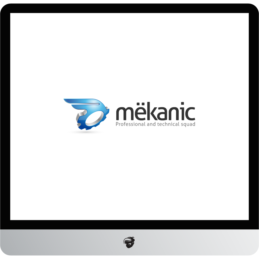 Logo Design by zesthar - Entry No. 370 in the Logo Design Contest Creative Logo Design for MËKANIC - Professional and technical squad.