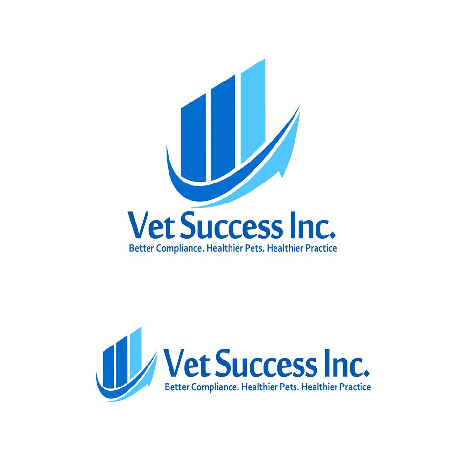 Logo Design by Respati Himawan - Entry No. 87 in the Logo Design Contest Imaginative Logo Design for Vet Success Inc..