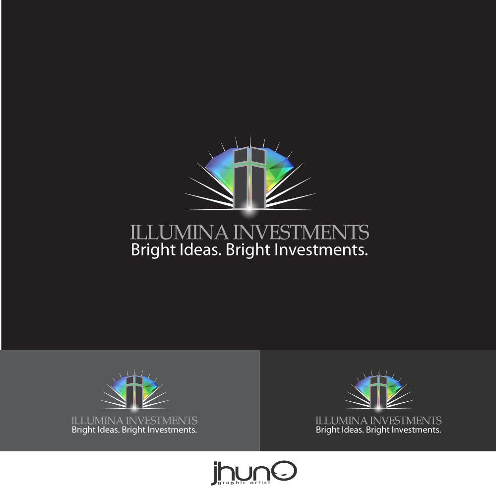 Logo Design by zesthar - Entry No. 20 in the Logo Design Contest Creative Logo Design for Illumina Investments.
