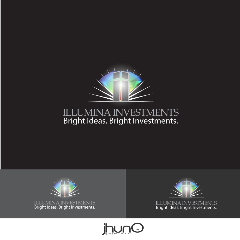 Logo Design by zesthar - Entry No. 21 in the Logo Design Contest Creative Logo Design for Illumina Investments.