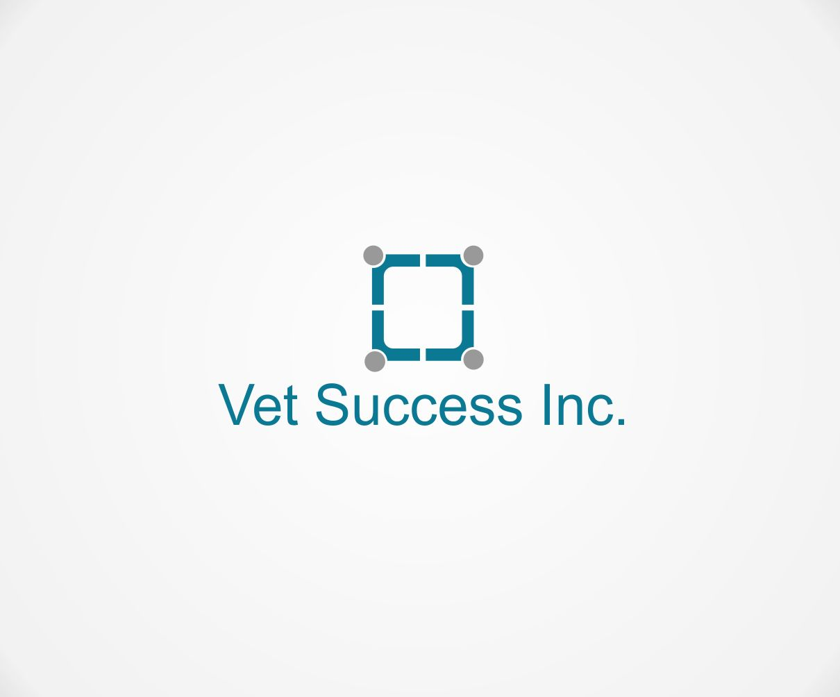Logo Design by Fareldook Fareldook - Entry No. 90 in the Logo Design Contest Imaginative Logo Design for Vet Success Inc..