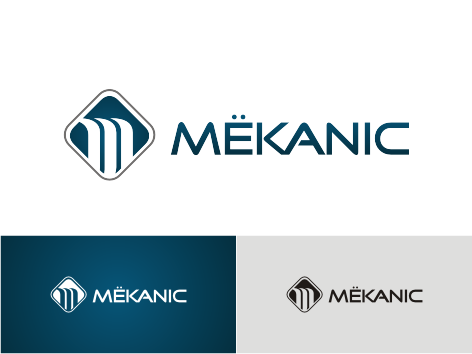 Logo Design by key - Entry No. 375 in the Logo Design Contest Creative Logo Design for MËKANIC - Professional and technical squad.