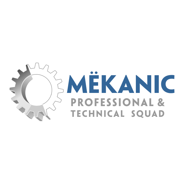 Logo Design by Rudy - Entry No. 376 in the Logo Design Contest Creative Logo Design for MËKANIC - Professional and technical squad.