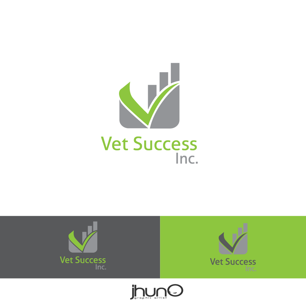 Logo Design by zesthar - Entry No. 91 in the Logo Design Contest Imaginative Logo Design for Vet Success Inc..