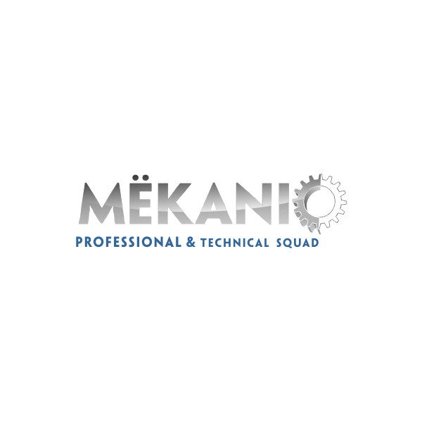 Logo Design by Rudy - Entry No. 377 in the Logo Design Contest Creative Logo Design for MËKANIC - Professional and technical squad.