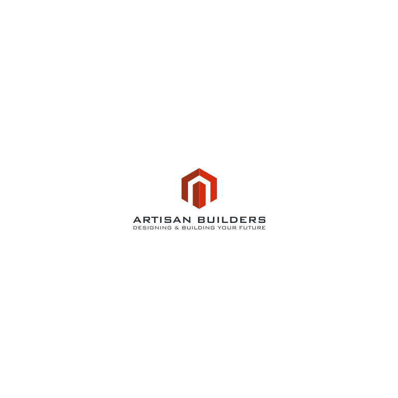Logo Design by hkdesign - Entry No. 55 in the Logo Design Contest Captivating Logo Design for Artisan Builders.