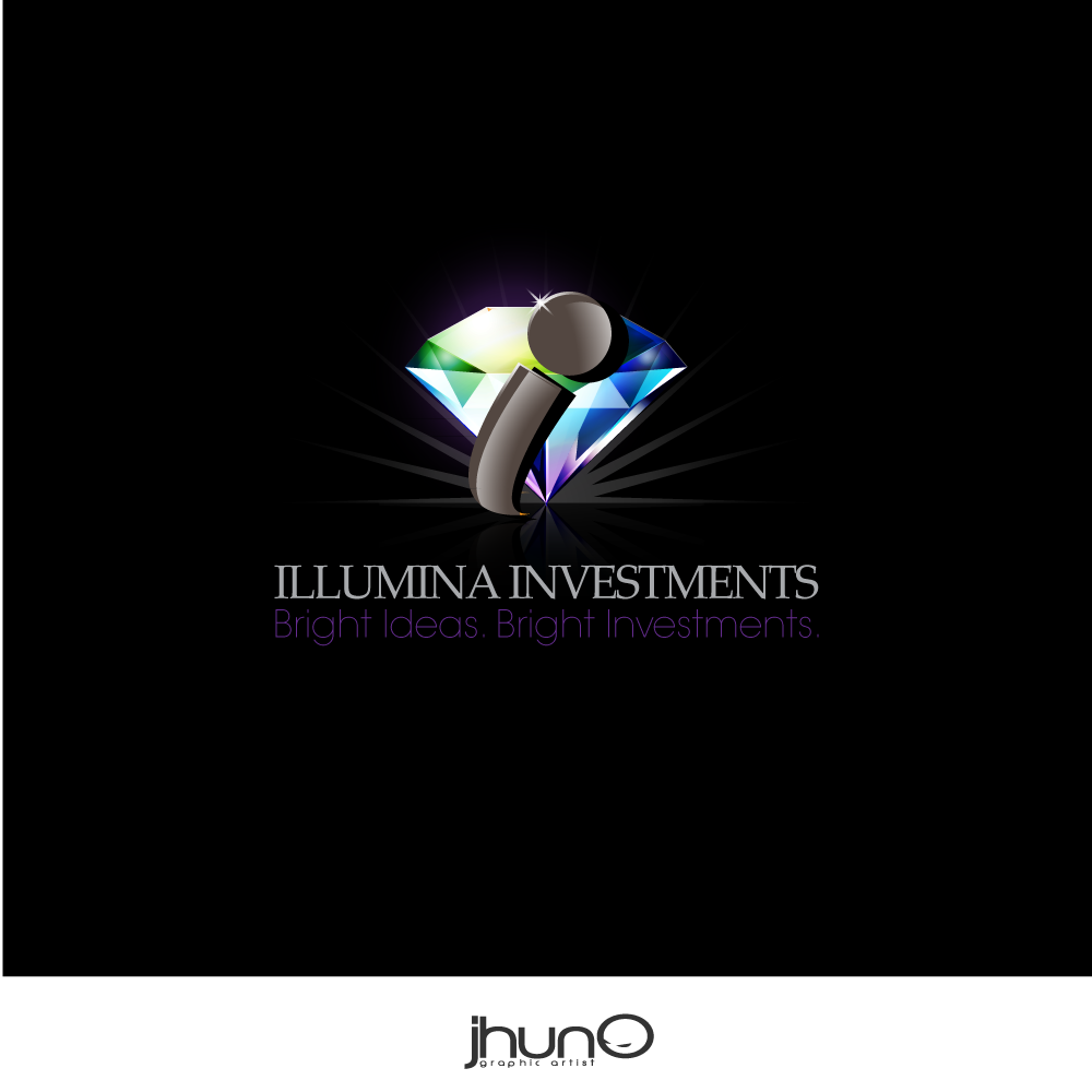 Logo Design by zesthar - Entry No. 22 in the Logo Design Contest Creative Logo Design for Illumina Investments.