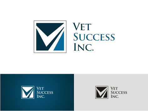 Logo Design by key - Entry No. 94 in the Logo Design Contest Imaginative Logo Design for Vet Success Inc..